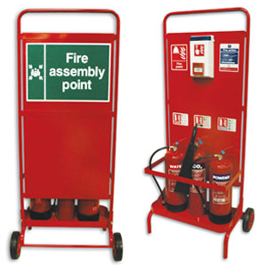 Constructor Fire Stand