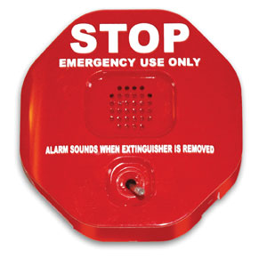 Extinguisher-Anti-Theft-Alarm