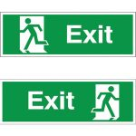 Final Exit Signs