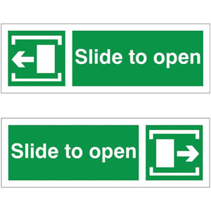 Standby Fire Protection 187 Fire Door Signs