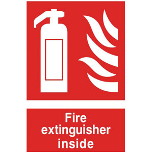 Standby Fire Protection 187 Fire Extinguisher Point