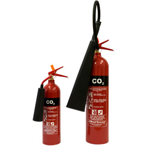 Firepower-CO2-Extinguishers