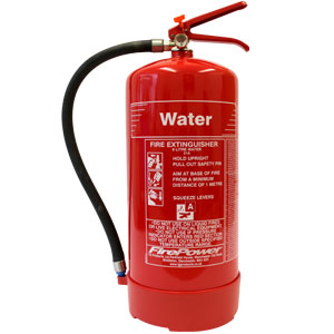 Firepower-Water-Extinguishers