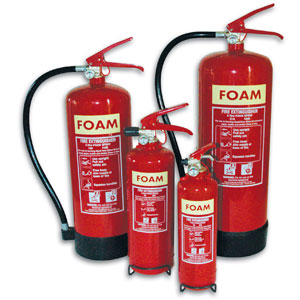 Foam-Extinguishers-SB Range