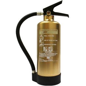 Gold-Extinguisher
