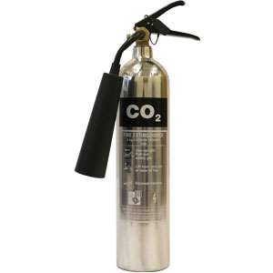 Polished-CO2-Extinguisher