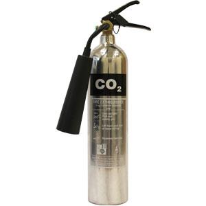 Polished-CO2-Extinguisher