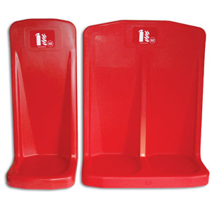 Rotationally-Moulded-Extinguisher-Stands