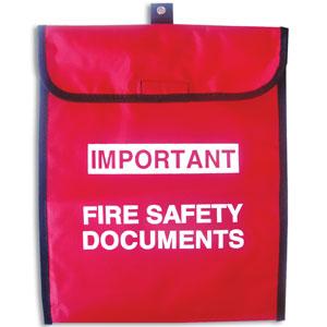 Soft-Pack-Document-Holder